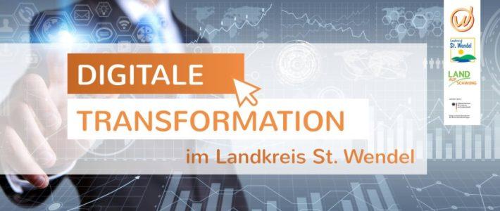 """Neue kostenlose Veranstaltungen """"Digitale Transformation"""""""