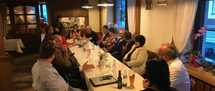 Führungswechsel beim Gewerbeverein Schaumberg e.V.