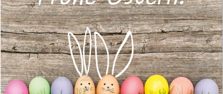 Wir wünschen allen Mitgliedern ein frohes und gesundes Osterfest!