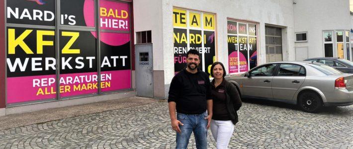 Mitglieder stellen sich vor – Tankstelle & Espressobar Nardi