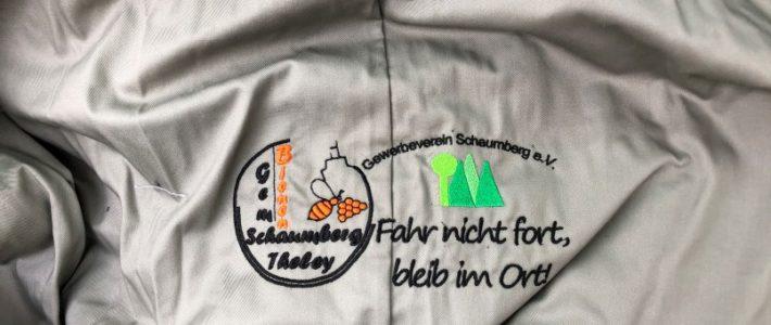 Spende für das Bienenprojekt der Gemeinschaftsschule Schaumberg Theley